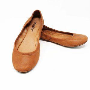 LUCKY BRAND Emmie Brown Ballet Flats